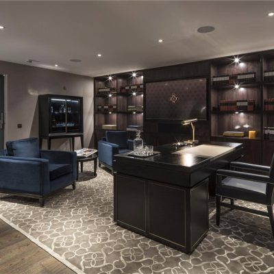 Custom Tufted Project SW1