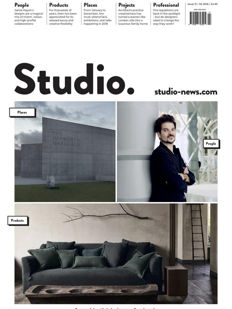 Studio Issue 13_Cover