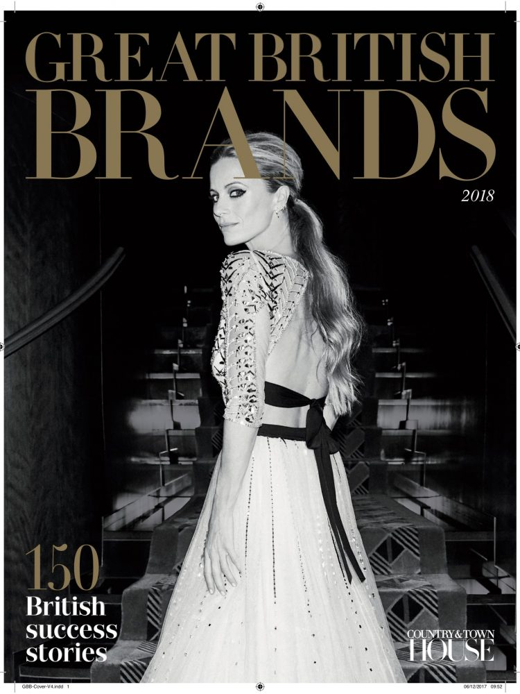 HG Great British Brands 2018 cover